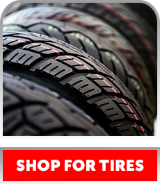 shop for tires in Burlington, ON